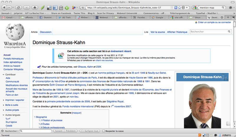 affordance info: Wikipedia