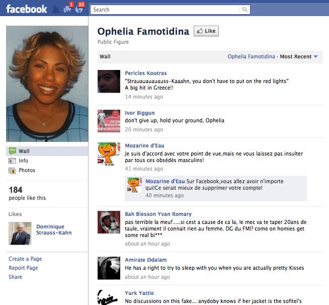 Ophelia-fb-fake