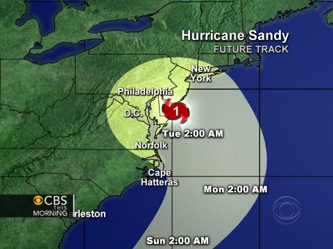 Sandy-hurricane