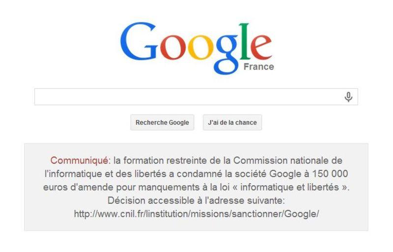 Google-cnil