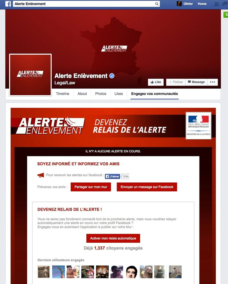 Alerteenlevement