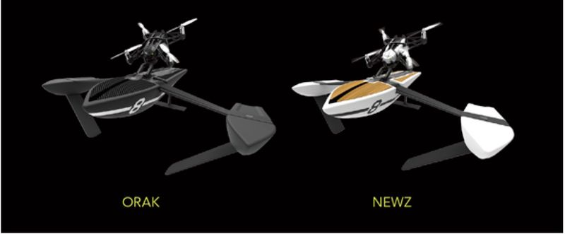 Dronesparrot
