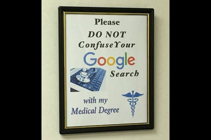 Doctor-google-sign