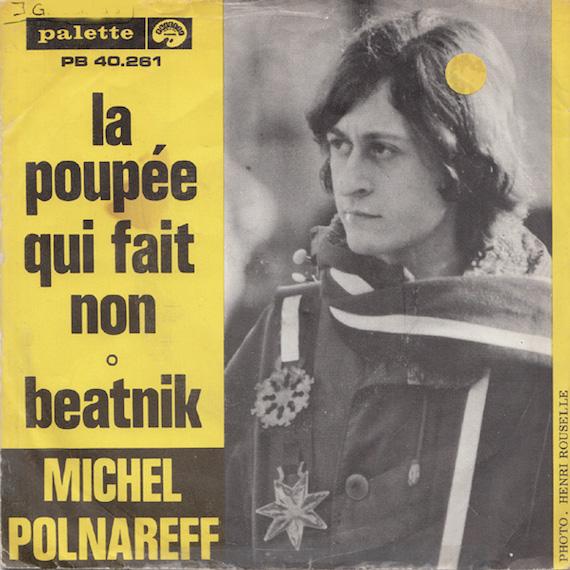 Michel-polnareff-la-poupee-qui-fait-non-1966
