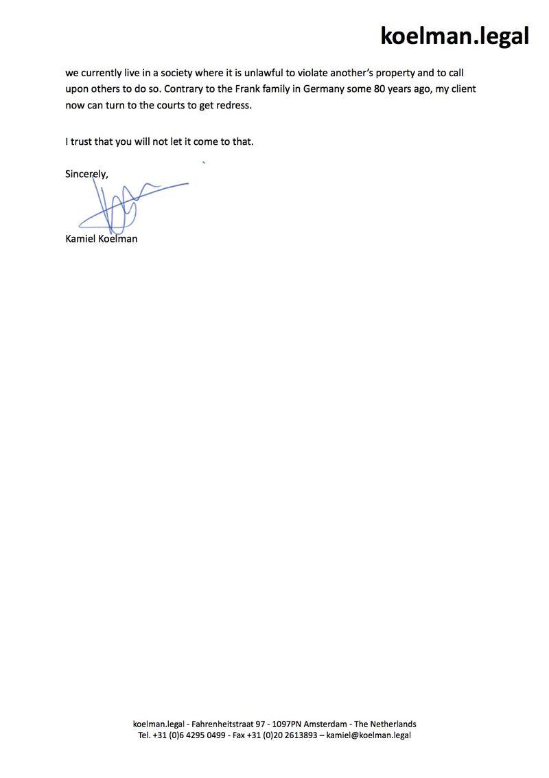 Letter Ertzscheid 5