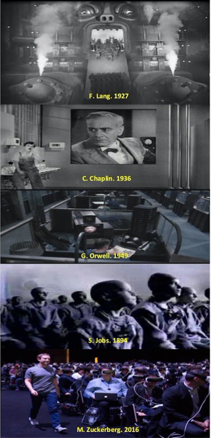 Metropolis-orwell