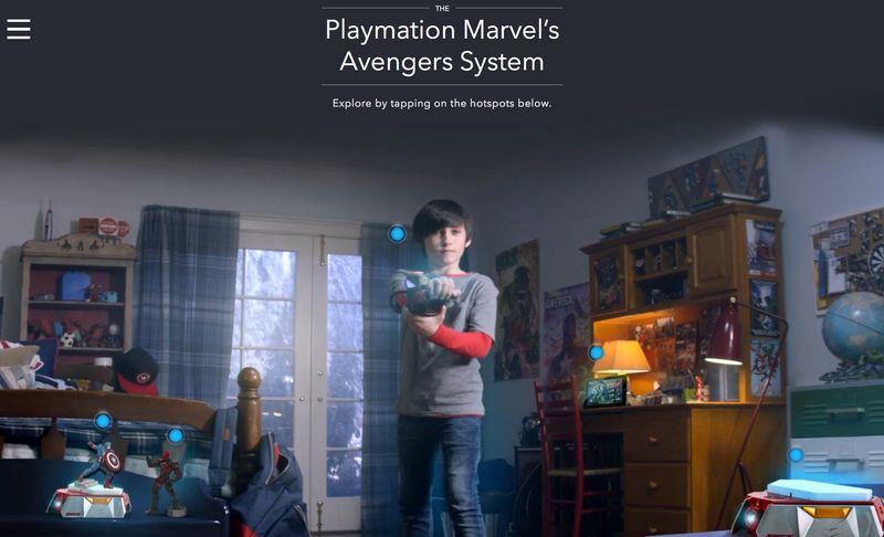 Playmationcapteurs