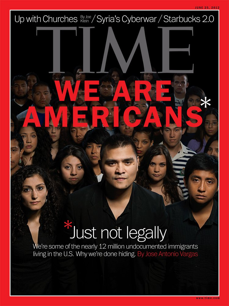 Time-immigration